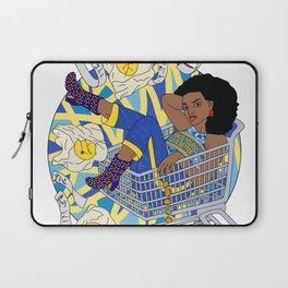 Save Yourself. Live Better. Laptop Sleeve