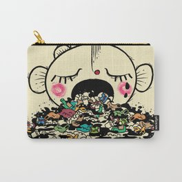 Save the fishes Carry-All Pouch