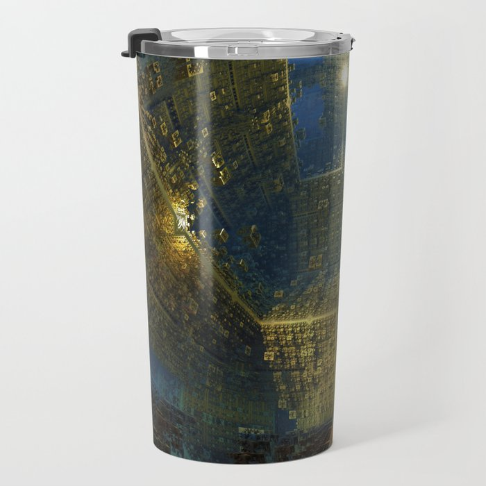 The City Wide and Broad Travel Mug