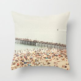 The Summers we leave behind Throw Pillow