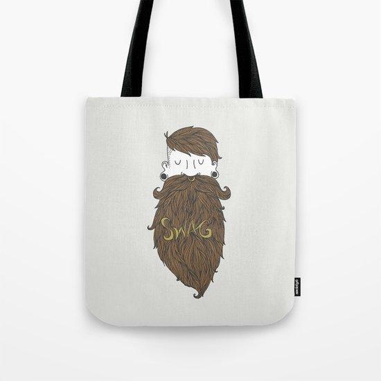 Beard Swag (Highlights) Tote Bag