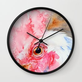 Cocky Rooster Wall Clock