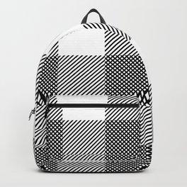 DigiPlaid Backpack