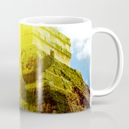 Temple of the Snake Coffee Mug