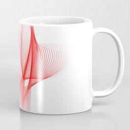 3D graphic flower Coffee Mug
