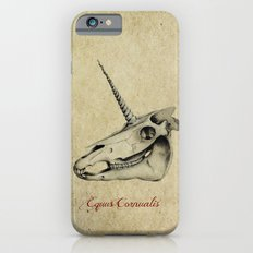 Equus Cornualis iPhone 6s Slim Case