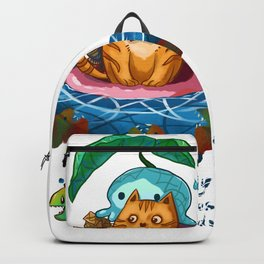 Be my wildest dream Backpack