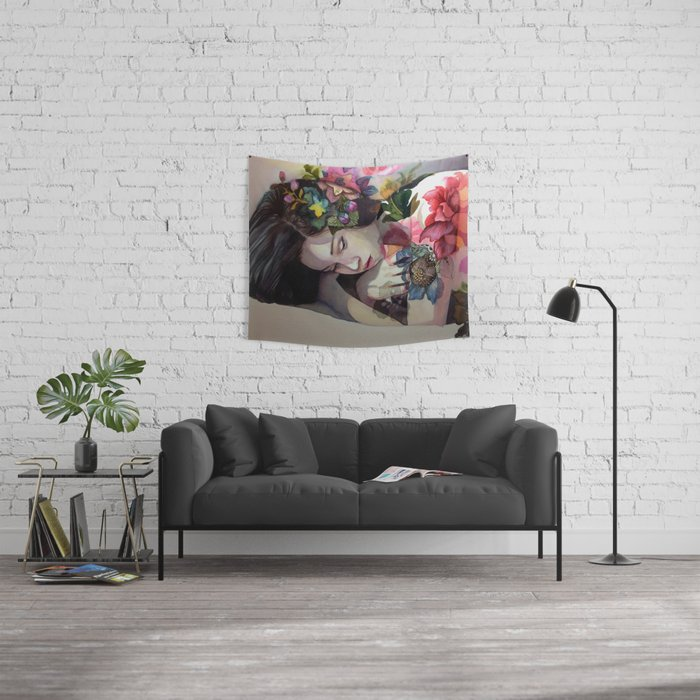 Indelible Wall Tapestry