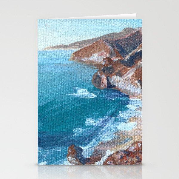 Big Sur No.1 Stationery Cards