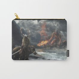 The Swarthy One Carry-All Pouch