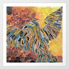 """ Phoenix "" Art Print"