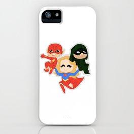 Super Friends! iPhone Case