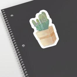 Lover Cactus Sticker
