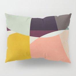 shapes abstract Pillow Sham