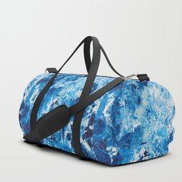 Backrush: Return of Water to the Sea Duffle Bag