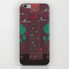 The Towering Bed and Breakfast of Unparalleled Hospitality iPhone & iPod Skin