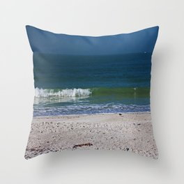 Salt Air Confessions Throw Pillow
