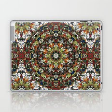 Boho Geometric Mandela Pattern 1 Laptop & iPad Skin