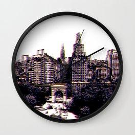 Funkytown - New York City Wall Clock