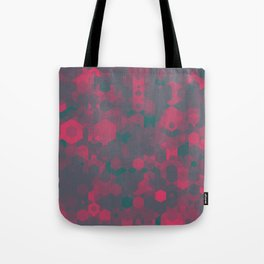 Hexa-Proto-Neon Tote Bag