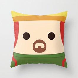 jayne cobb firefly Throw Pillow