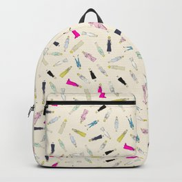 Marilyn Fashion Pink  Backpack