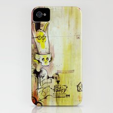 Deathy By Fresh Toast iPhone (4, 4s) Slim Case