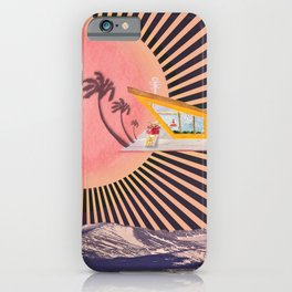 Atomic Age Social Distancing iPhone Case