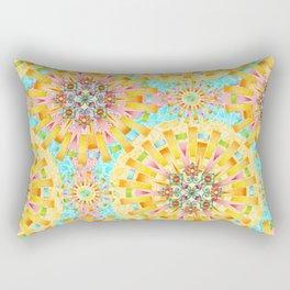 South Beach Summer Rectangular Pillow