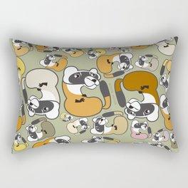 Ferret business Rectangular Pillow