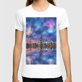 New York Fireworks T-shirt