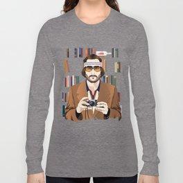 Richie Tenenbaum Long Sleeve T-shirt