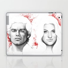 Debra Morgan Laptop & iPad Skin