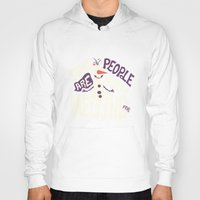 risa rodil Hoodies featuring Worth melting for by Risa Rodil
