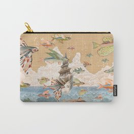 Sea dream Carry-All Pouch
