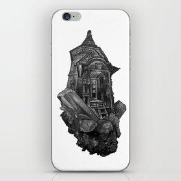 Selenite Lighthouse iPhone Skin