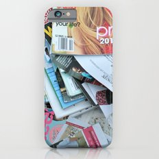 magazines iPhone 6s Slim Case