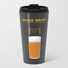 JACKIE BROWN _MOVIE COCKTAIL_Tarantino  Travel Mug