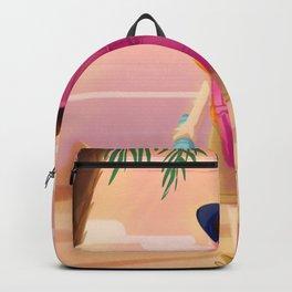 Adevnture Girl Backpack