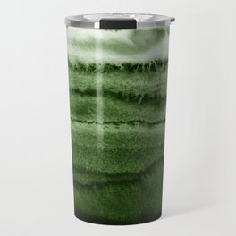 WITHIN THE TIDES FOREST GREEN by Monika Strigel Travel Mug