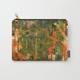 Forest Fire Carry-All Pouch