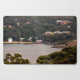 Cannae Point and Sydney's Quarantine Station Cutting Board