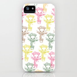 We Are Groot !!! iPhone Case