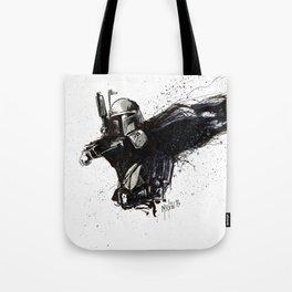 BOBA FETT INKS Tote Bag