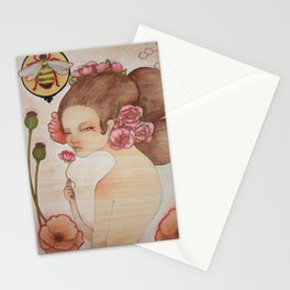Cultivate :: Natural History Stationery Cards