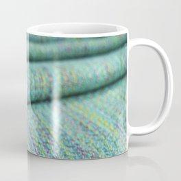 Advancing twill, hand dyed tencel Coffee Mug