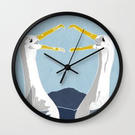 Reunited Wall Clock