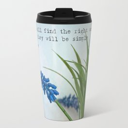 the right words Travel Mug