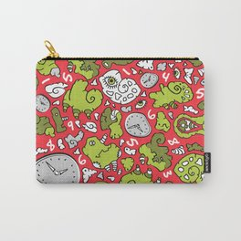 PLAYTIME HOLIDAY Carry-All Pouch