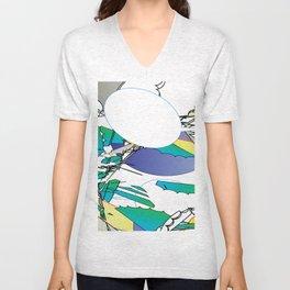 Color #2 Unisex V-Neck